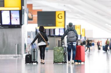 Heathrow passenger and cargo numbers fall as Coronavirus impacts travel.
