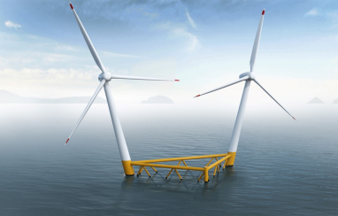 Hexicon's technology is said to be one of a handful of solutions that can support deep water offshore wind projects.