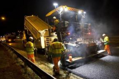 Highways England, together with partners Tarmac and Total, has resurfaced a busy section of the A43 near Silverstone, in Northamptonshire, with the new asphalt mix.