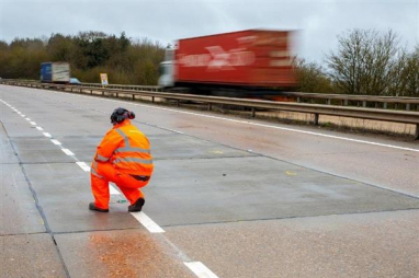 Highways England has announced two contracts worth £285m to upgrade the concrete surface of roads across the country.