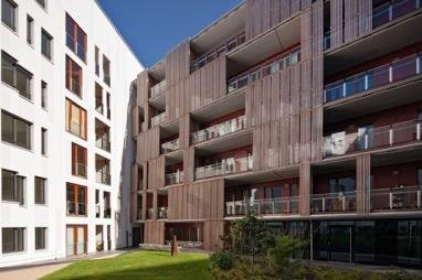 Housing in Hamburg