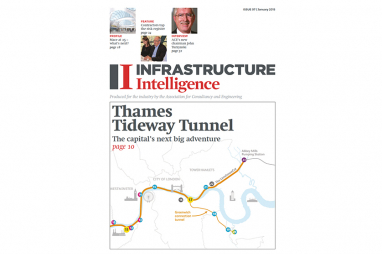 Infrastructure Intelligence January 2015