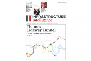 Infrastructure Intelligence January 2015
