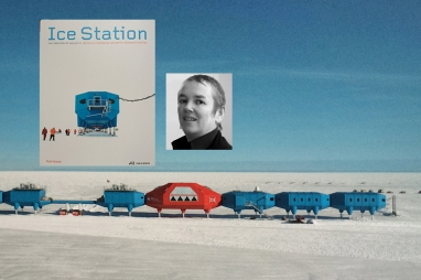 Halley IV: Ice Station by Ruth Slavid