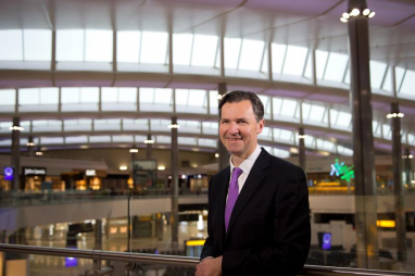 John Holland-Kaye, Heathrow chief executive.