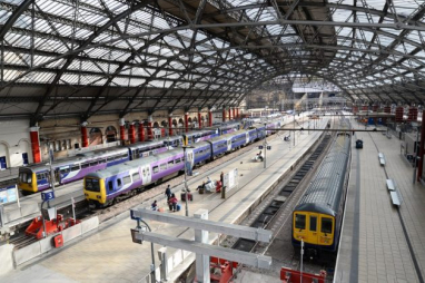 Atkins has been appointed by the DfT to carry out an accessibility audit of all 2,500 UK rail stations.