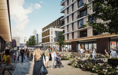 Mace gets green light for landmark regeneration of Stevenage Town Centre.