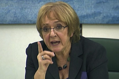 Chair of PAC, Margaret Hodge MP
