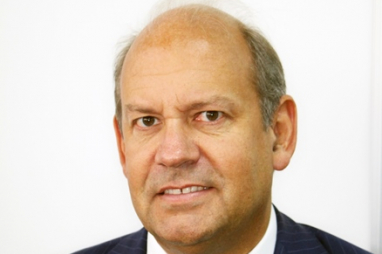 Mark Southwell, AECOM's new managing director for civil infrastructure in the UK and Ireland.