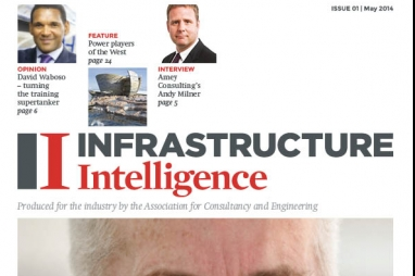 Infrastructure Intelligence - May - Issue 01