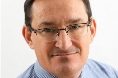 Michael McBrearty, pictured, is to step down as CEO of hub South West Scotland after eight years, leaving a £1bn legacy of social infrastructural achievement.