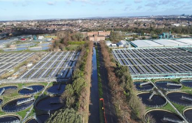 Thames Water appoint Kier to deliver £66m improvement project at Mogden Sewage Treatment Works.