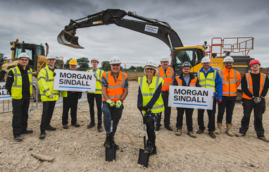 Morgan Sindall report 18% jump in half-year profits.