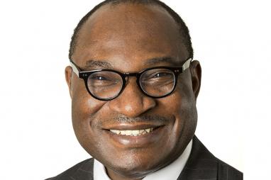 Nelson Ogunshakin, ACE