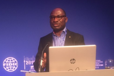 FIDIC chief executive, Nelson Ogunshakin.