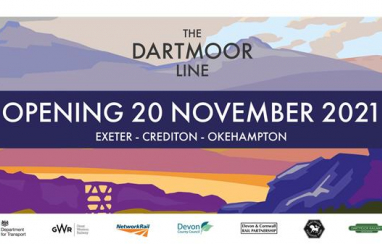 Rail passenger services on the Dartmoor Line set to resume for first time in almost 50 years.