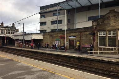 Network Rail is investing over £4m to upgrade the Grade II listed Keighley station in west Yorkshire.
