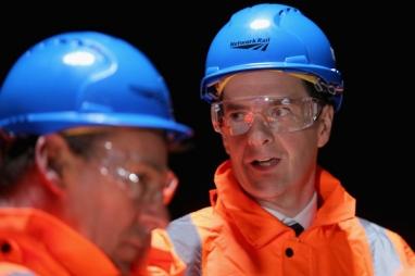 George Osborne and Jim O'Neill