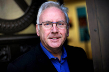 Pete Waterman, chair of the Tomorrow's Rail advisory board