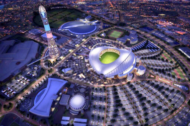 Qatar 2022 World Cup Construction Workers Left Unpaid For Months Amnesty Say Infrastructure Intelligence