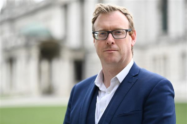 Cundall grows Belfast presence with appointment of Ruairí Dempsey, pictured, as new associate director.