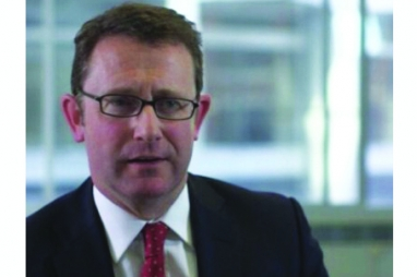 Richard Price, chief executive, ORR