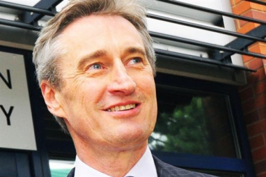 Willmott Dixon CEO Rick Willmott has targeted net zero by 2030.