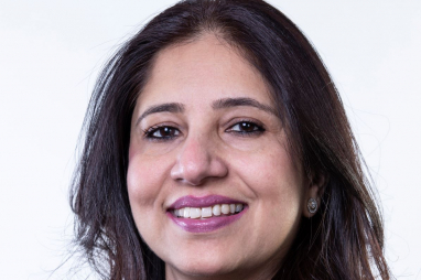 Anusha Shah, director of resilient cities in the UK for Arcadis.