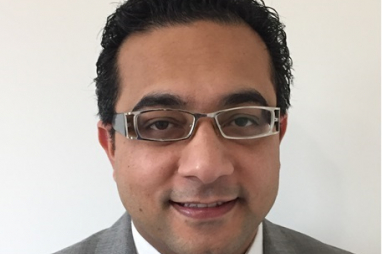 Sachin Sachdeva, managing consultant in the business consulting group of MWH Global, now part of Stantec.