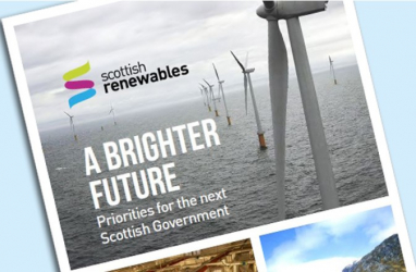 Scottish renewable energy industry calls for Scotland to establish a net-zero energy commission.