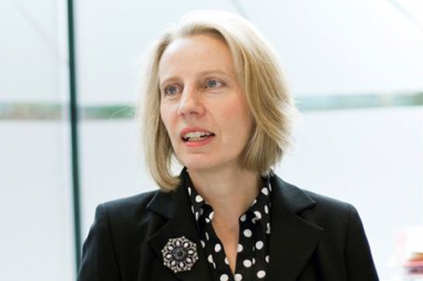 Sue Percy CBE, Chartered Institution of Highways and Transportation chief executive