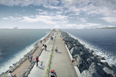 Swansea's tidal lagoon could lead to one for Cardiff too