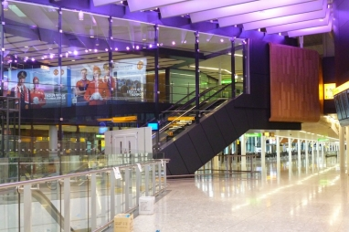 Terminal 2B at Heathrow - on the SSDA shortlist