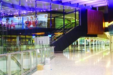Heathrow Terminal 2B