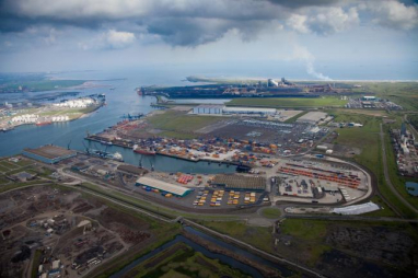 Teesport - one of the ports that could benefit from free port status.