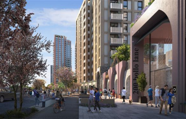 TfL's largest residential development to date, at Bollo Lane in Acton, has been given the go-ahead by Ealing Council.