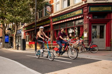 A major new south east London cycleway is set to make cycling and walking safer and easier for thousands of people.