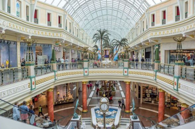 The Trafford Centre.