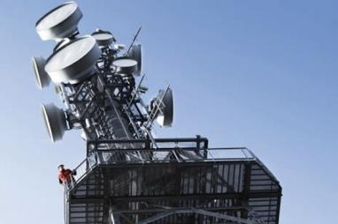 4G phone mast, Vodaphone