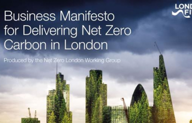 WSP and London First urge London mayoral candidates to make net zero a central plank of their campaigns.