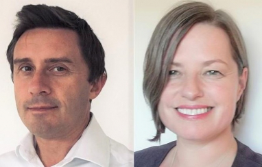 WSP has welcomed Bob Tong and Dr Katherine Ibbotson, pictured l-r, into its planning and advisory business.