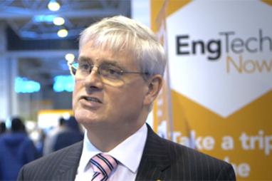 Blane Judd, EngTech chief executive