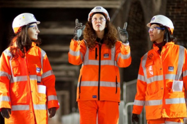 Crossrail - a transport project leading the way on diversity.