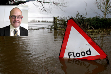 Insufficient money is being spent on maintaining flood defences, says Matthew Elliott.