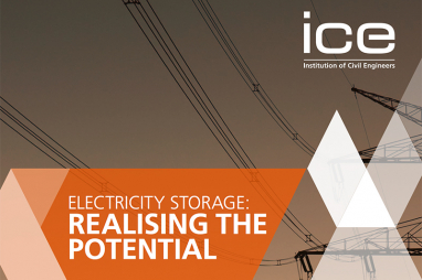 ICE - Energy Storage: realising the potential
