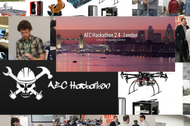 AEC Hackathon London 17-19 July