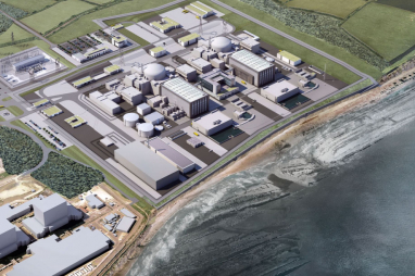 Hinkley Point C - as proposed by EDF