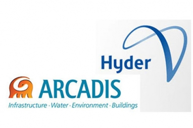Arcadis increases bid to secure hyder infrastructure for Arcadis consulting