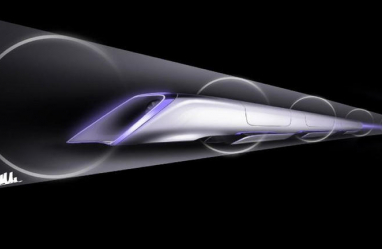 Elon Musk and SpaceX - the Hyperloop