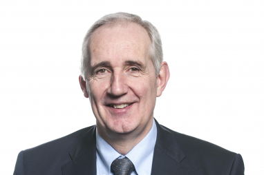 Balfour Beatty chief executive, Leo Quinn.